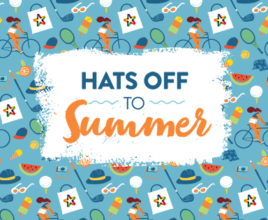 Hats off to Summer Sweepstakes