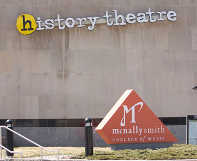 History Theatre in St. Paul, MN