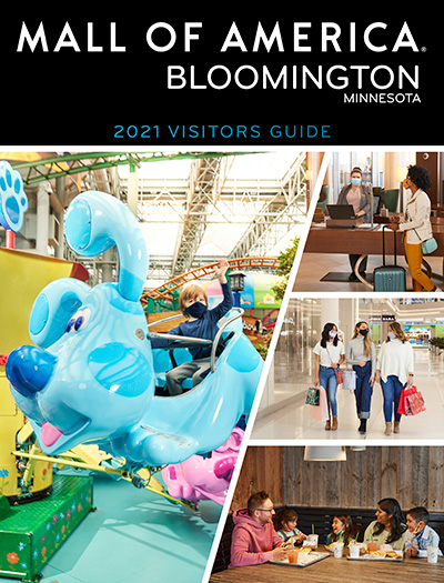 Mall of America & Bloomington Visitors Guide